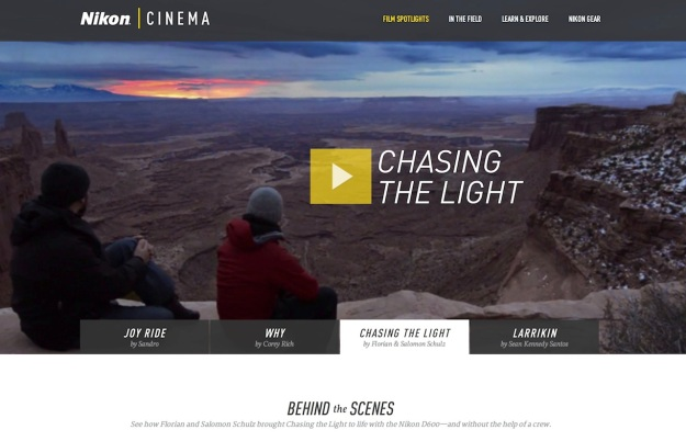 www.nikonusa.com/cinema/#ChasingLight